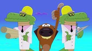 (NEW SEASON) Zig & Sharko -  King of the Animal World (S02E33) Full Episode in HD