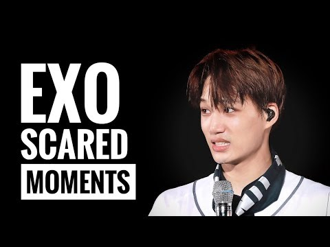 EXO SCARED MOMENTS