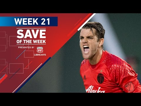 Phillips 66 Save of the Week | Vote for the Top 8 MLS Saves (Wk 21)