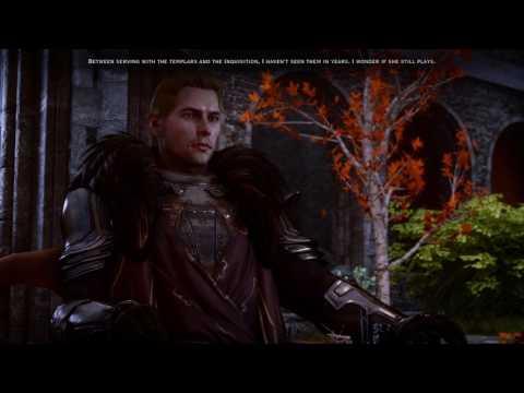 Dragon Age Inquisition - Chess Game (Cullen Romance PC Part 7)