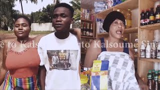 SHOWBOY BRINGS MAMA GA TO KALSOUME😂😂😂(Kalsoume Sinare TV Funny Movie Clip)