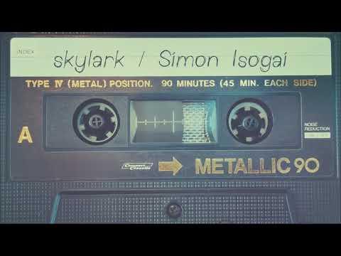 磯貝サイモン「skylark」2021年3月1日 全世界配信スタート!