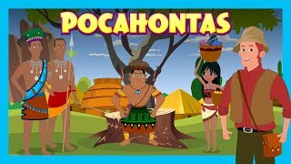 POCAHONTAS: Moral Stories For Kids || Animated Story For Kids - Kids Hut Storytelling