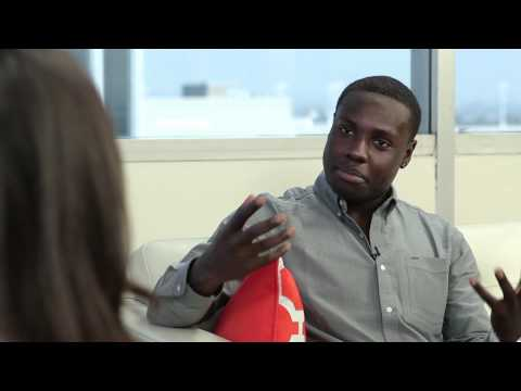 Dayo Okeniyi on 'The Hunger Games,' Audition & Jennifer Lawrence ...