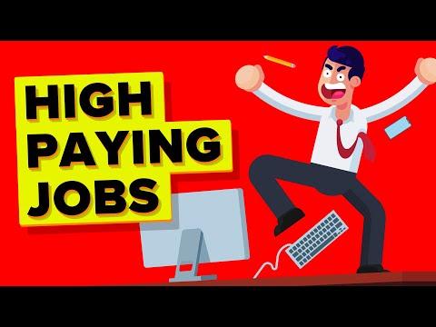 Најплатените (и најсигурните) работни позиции во светот