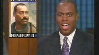 Wilt Chamberlain's Death - CBS and Fox Sports News Reports (12th October 1999)