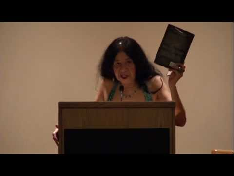 The Holloway Series in Poetry - LORNA DEE CERVANTES - YouTube