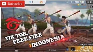 TIK TOK FREE FIRE INDONESIA KOCAK ABIS