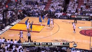 2011 NBA Finals - Dallas vs Miami - Game 6 Best Plays