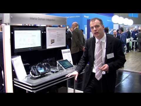 SYSGO's Continental demonstrator at embedded world
