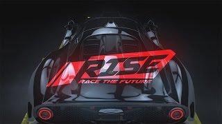 RISE: Race The Future - Bejelentés Trailer