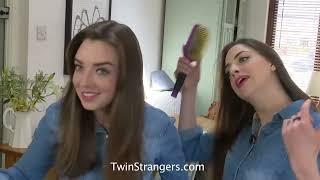 FIRST EVER Doppelgänger DNA test - Twin Strangers