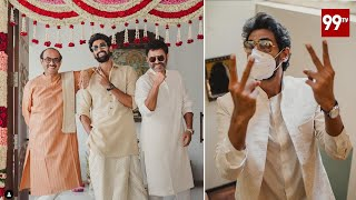 Rana Daggubati Miheeka Bajaj marriage today- Hero Venkates..