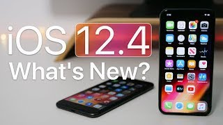 iOS 12.4 is Out! - What's New?