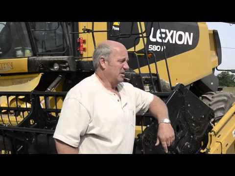LEXION Field Ready Reconditioned Combine Testimonials