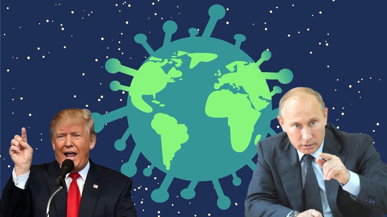 Штаты болеют, Россия выздоравливает. Коронакризис отступает