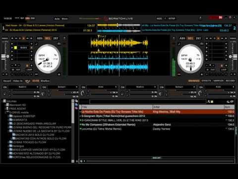 NUEVOS SKIN SERATO 2013, VIRTUAL DJ 7, BY DJ FLOW
