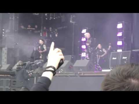 Creeper-Black Rain-Live At Download Festival-10/6/2017