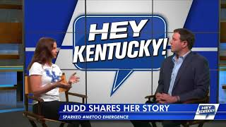 Matt's Interview with Ashley Judd: December 6th, 2017