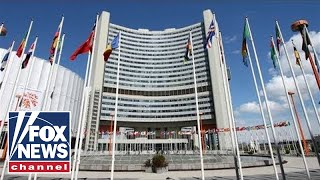 United Nations officials make statement on Iran