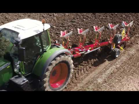 Perfect incorporation with SERVO ploughs