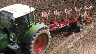 New: SERVO 45 M plough now available as six-furrow version