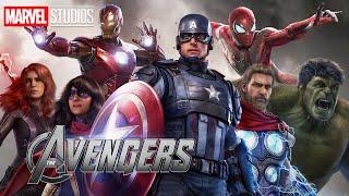 Marvel Avengers Review 2020 - Spiderman and Marvel Phase 4 Easter Eggs Breakdown