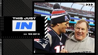 Tom Brady vs. Bill Belichick: Discussing recent comments about the Patriots fallout | This Just In