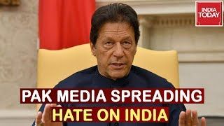 Pak Media's Kashmir Obsession, Pak's Fake News Factories Busted | India First Debate