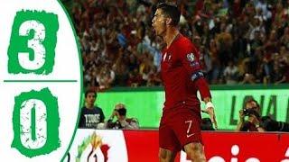 Bồ Đào Nha vs Luxembourg | Diễn Biến va Bàn Thắng