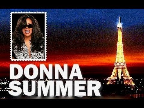 To Paris With Love - Donna Summer ( Music Video - Wawa Radio Mix - 2010 )