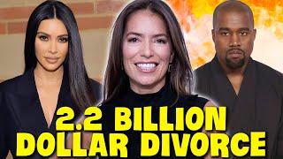 DIVORCE WARS: Inside The 2 2 Billion Divorce Meet Kim Kardashian's Lawyer (Kanye West)