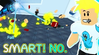 ROBLOX ARE YOU SMART? | CHAD IS A GENIUS & I'M DUMB | RADIOJH GAMES & GAMER CHAD