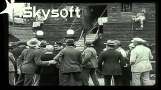 Charles Chaplin - The Circus (Escena del espejo)