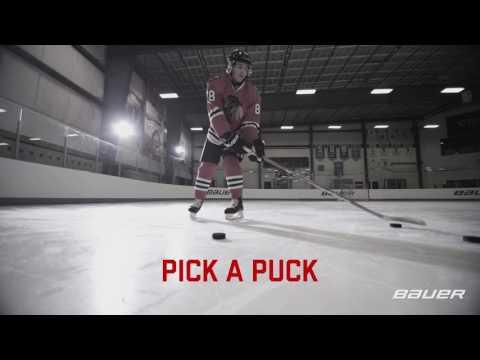 BAUER VAPOR 1X: Patrick Kane's 3-Puck Monty - Part 1