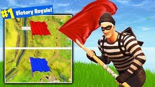 *NEW* CAPTURE THE FLAG Custom Gamemode in Fortnite