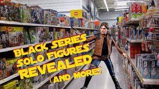 Solo Black Series figures Revealed!