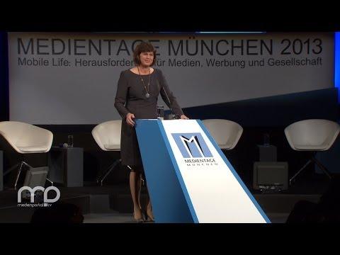 Rede: Eröffnungsrede Medientage München 2013