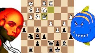 AI Leela Chess Zero vs Stockfish 10   Mini Match