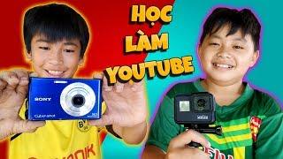 Tony | Đào Tạo Youtuber Nhí Triệu View - Hướng Dẫn Làm Youtube