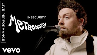 Metronomy - Insecurity - Live Performance | Vevo
