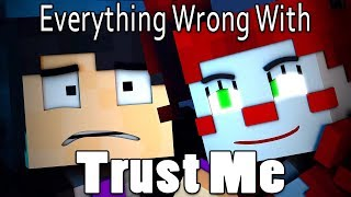 Everything Wrong With Trust Me In 10 Minutes Or Less