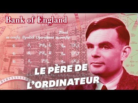 Alan Turing désigné effigie du billet de 50 livres sterling