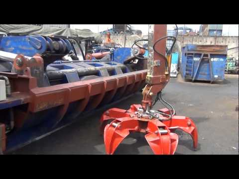 Car Baler Demo