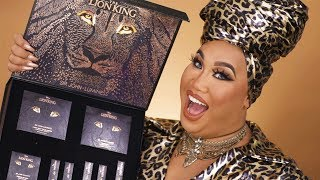 The Lion King Collection Makeup Tutorial   PatrickStarrr