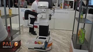 Mobile Manipulation Hackathon (IROS 2018) - Robotics.SG Team