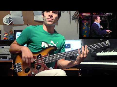 Tom Jones Venus Bass Cover