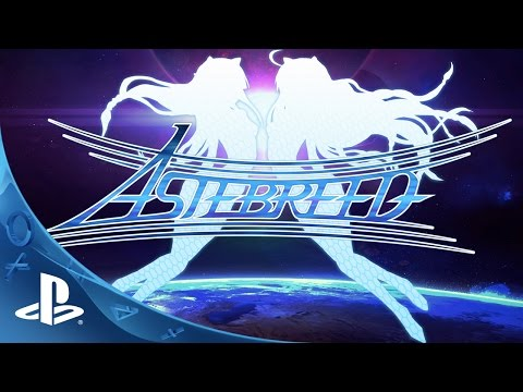 Astebreed Trailer