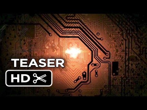 Transcendence TEASER TRAILER 2 (2014) - Johnny Depp, Morgan Freeman Movie HD - Smashpipe Film