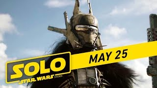 """Solo: A Star Wars Story   """"Enfys Nest"""" Clip"""